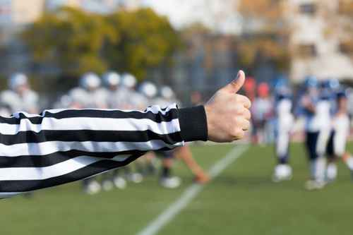 How to keep your referees